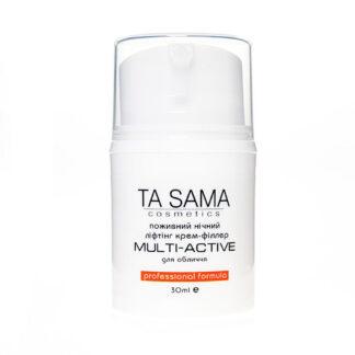 Крем для обличчя нічний MULTI-ACTIVE від TA SAMA